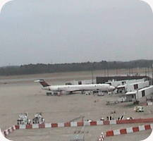 Norfolk International Airport webcam