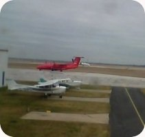 Windsor Airport webcam