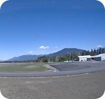 Creston Valley Airport webcam
