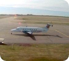 Red Deer Regional Airport webcam