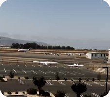Santa Maria Airport Webcam