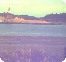 Southwest Oregon Airport webcam