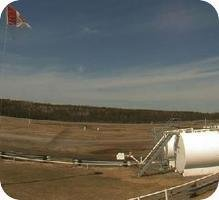 Flin Flon Airport webcam