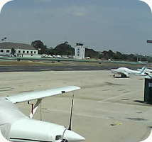 Hawthorne Municipal Airport webcam