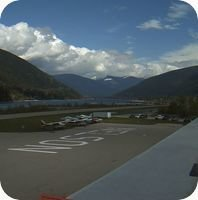 Nelson Airport webcam