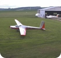 Letiste Nove Mesto Airfield webcam