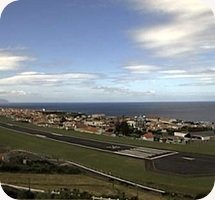 Aeroporto das Flores Airport webcam