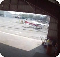 Ithaca Tompkins Regional Airport webcam