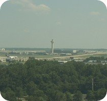 Memphis International Airport Webcam