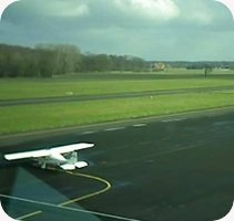 Flugplatz Munster Telgte Airfield webcam