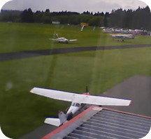 Flugplatz Breitscheid Airfield webcam
