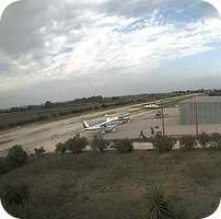 Aviosuperficie Fondone Lecce Airfield webcam