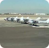 Long Beach Airport Webcam