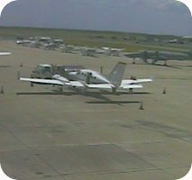McAllen Miller Airport webcam