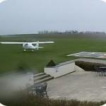 Aerodrome de Baisy Thy Airfield webcam