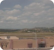 Four Corners Regional Airport Webcam