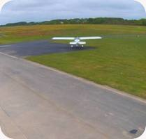 Aerodrome de Montaigu Saint Georges Airfield webcam