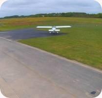 Aerodrome de Montaigu Saint Georges Airfield webcam