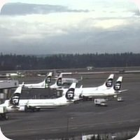 SeaTac Seattle Tacoma Airport webcam
