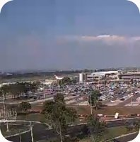 Aeroporto de Brasilia Airport webcam