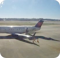 Columbus Metropolitan Airport webcam