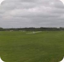 Flyveplads Gorlose Airfield webcam
