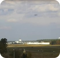 Jackson Evers Airport webcam