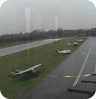 Lotnisko Kaniow Airport webcam