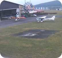 Letiste Mlada Boleslav Airfield webcam
