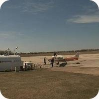 Swan River Airport Webcam