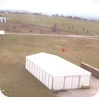 Flugplatz Detmold Airport webcam