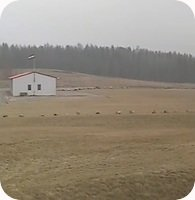 Lotnisko Kikity Airport webcam
