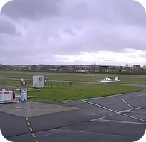 Aerodrome Montauban Airport webcam
