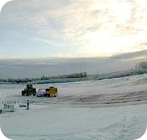 Rainbow Lake Airport webcam