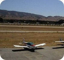 San Martin Airport webcam
