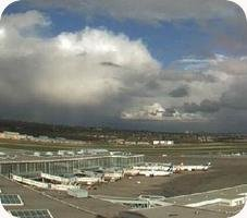 Vancouver Airport webcam