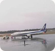 Tottori Airport webcam