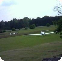 Flugplatz Weissenhorn Airport webcam