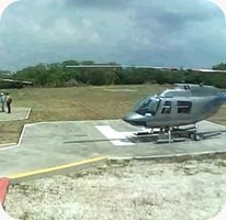 Belize City Heliport webcam
