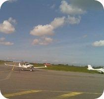Aerodrome de Brest Bretagne Airport webcam
