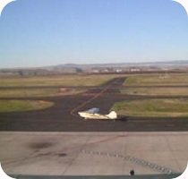 Lewiston-Nez Perce Airport webcam