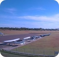 Maitland Airport webcam