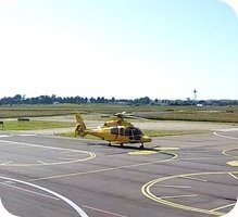 Den Helder Airport De Kuy webcam