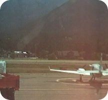 Fairmont Hot Springs Airport webcam