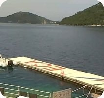 Zracna Luka Lastovo Airport webcam