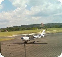 Aeroport de Perigueux Bassillac Airport webcam