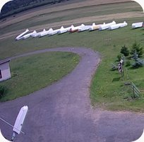 Letiste Rana Airport webcam