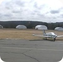 Simsbury Airport webcam