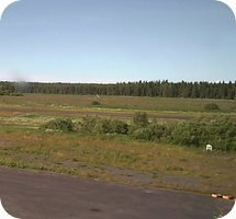 Lentokentta Ahmosuo Airfield webcam