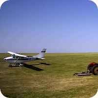 Bodmin Airfield webcam